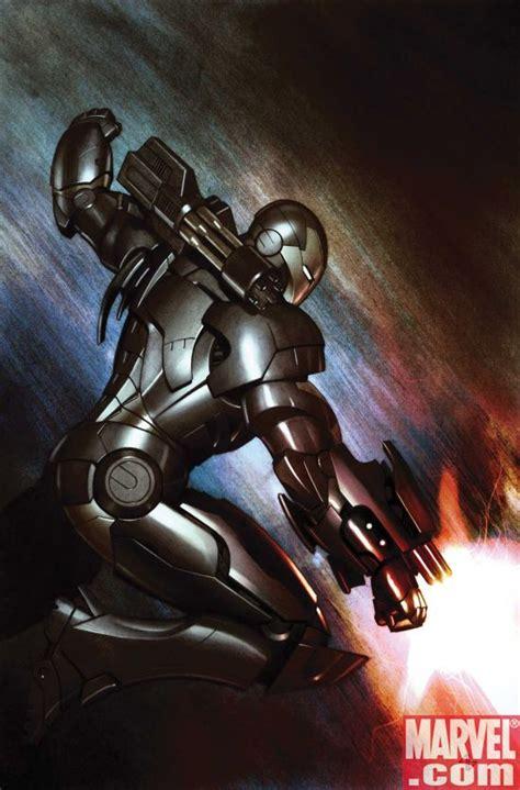 Iron War Machine Comic marvel sneak peek iron director of s h i e l d 35