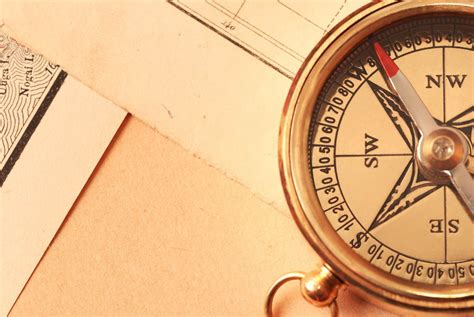 Free Compass Backgrounds For Powerpoint Miscellaneous Ppt Templates Compass Powerpoint Template
