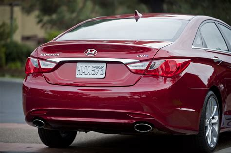 Hyundai 2013 Sonata 2013 Hyundai Sonata Reviews And Rating Motor Trend