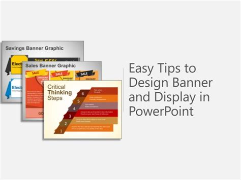design banner with powerpoint sle use design banner display powerpoint presentation