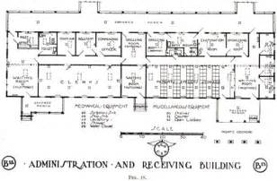 administration office floor plan office of medical history military hospitals in the