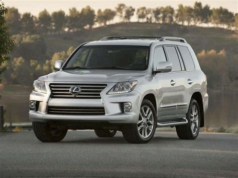 Top 10 Luxury Trucks by 2015 Lexus Lx 570