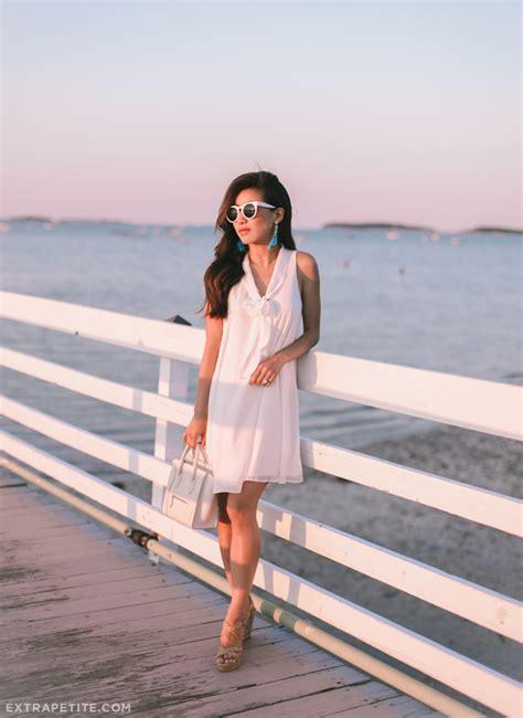 Myu Celin Dress Busui Friendly summer date whites