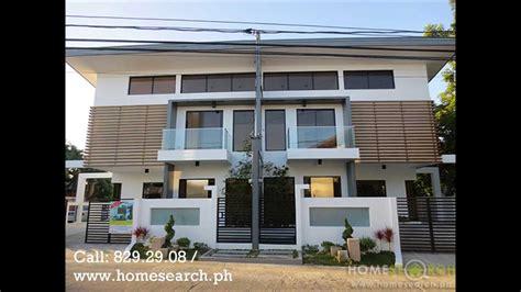 modern duplex house designs philippines duplex house modern design duplex for sale php8 5m youtube