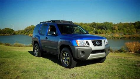 2012 Nissan Xterra Reviews by 2012 Nissan Xterra Pro 4x Review And Test Drive Car Pro