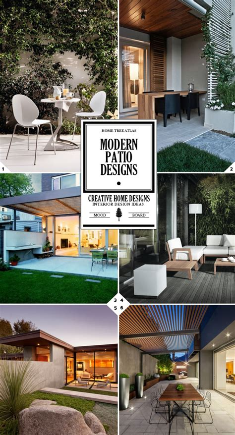 modern patio design outdoor living modern patio design ideas home tree atlas