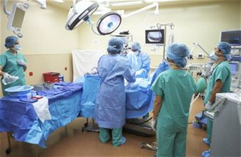 Surgical Assistant Duties by Description Of An Ambulatory Surgery Chron