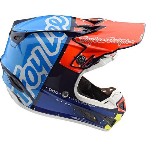 tld motocross new troy lee designs 2018 mx se4 composite factory navy