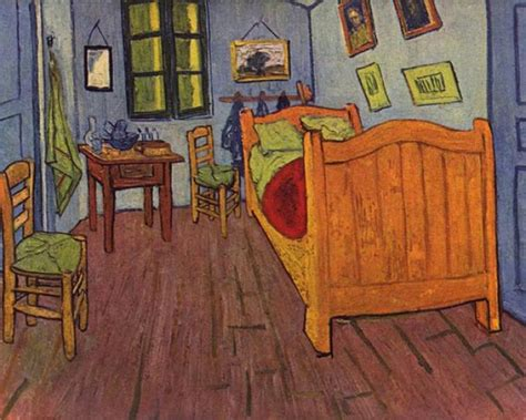 la habitacion de gogh los cuadros m 225 s famosos de vincent gogh la habitaci 243 n