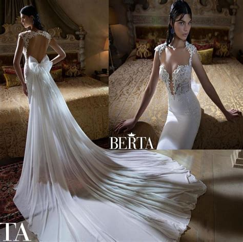 cheap berta bridal discount 2015 arrival berta