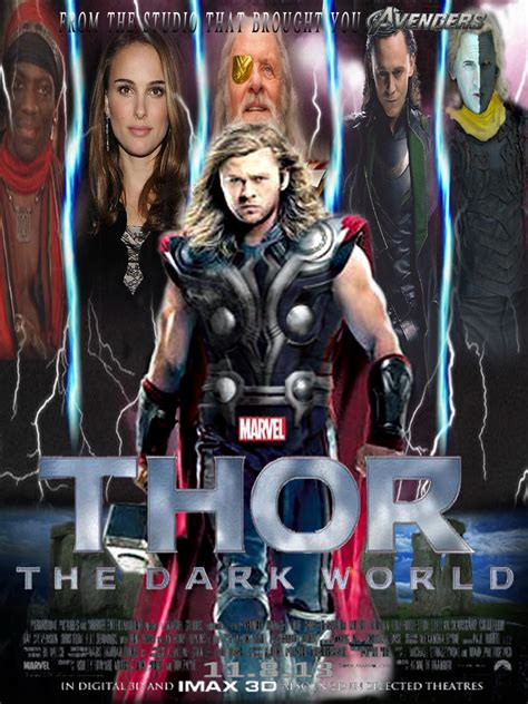 ulasan film thor the dark world frasi del film thor the dark world