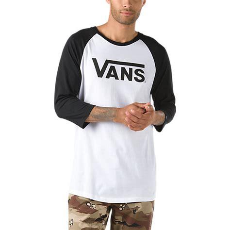 vans classic raglan t shirt shop mens tees at vans