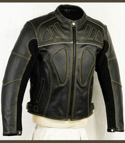 motorcycle protective jackets skeleton leather motorbike motorcycle jacket racing