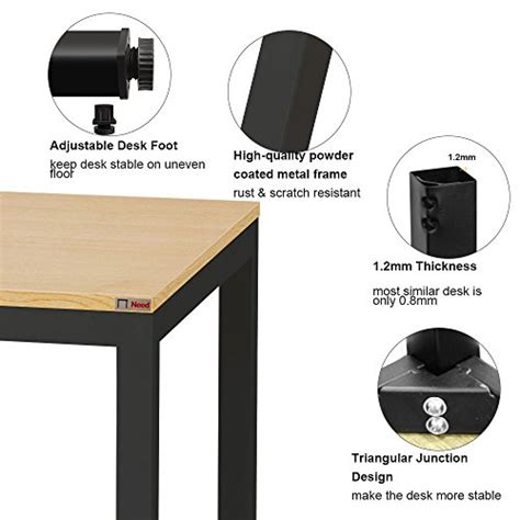 need computer desk 63 quot large size desk writing desk with