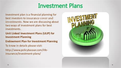 best financial investments understand what is term investments plans