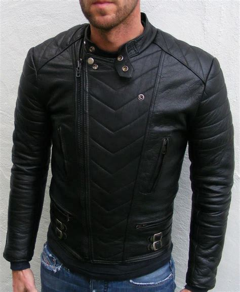 best leather jackets best 25 cafe racer jacket ideas on pinterest motorcycle