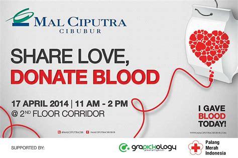 Donor Darah 3 give blood mal ciputra cibubur