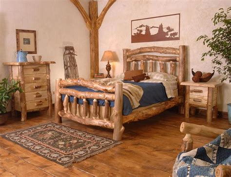 log bedroom furniture silver creek log bedroom furniture