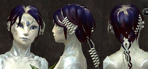 gw2 new sylvari hairstyles gw2 new hairstyles july 26 update dulfy