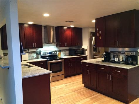 mocha shaker kitchen cabinets buy mocha shaker kitchen cabinets online
