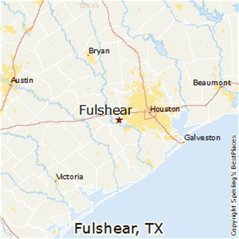 map of fulshear texas best places to live in fulshear texas