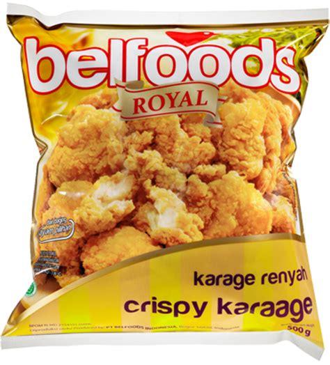 Naget Ayam S Belfoods Uenak 250g armera food indonesia belfoods royal