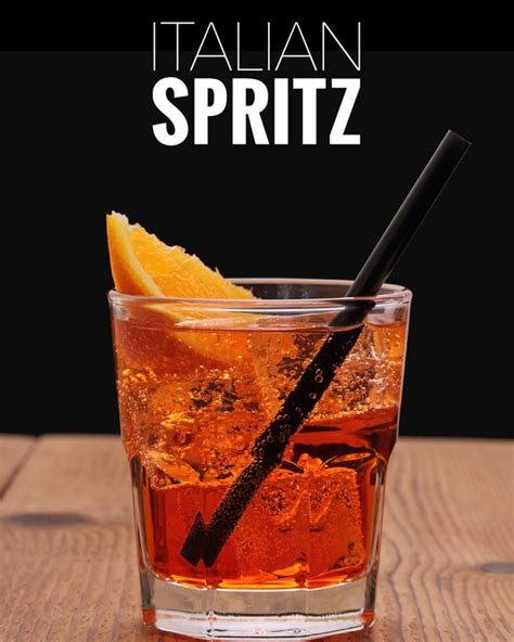 Happy Hour Pomtea Spritzer by The Spritz Cocktail Italy S Most Popular Drink