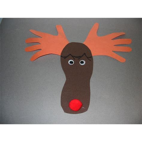 rudolph crafts for preschoolers four reindeer crafts for preschool celebrating rudolph the nosed reindeer