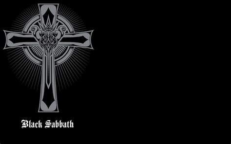 black and white cross wallpaper black sabbath images cross hd wallpaper and background