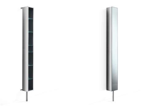 spiegelschrank schmal spiegelschrank drehschrank badschrank edelstahl schmal