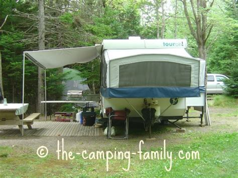 awning for tent trailer pop up tent trailers economical small cer trailers