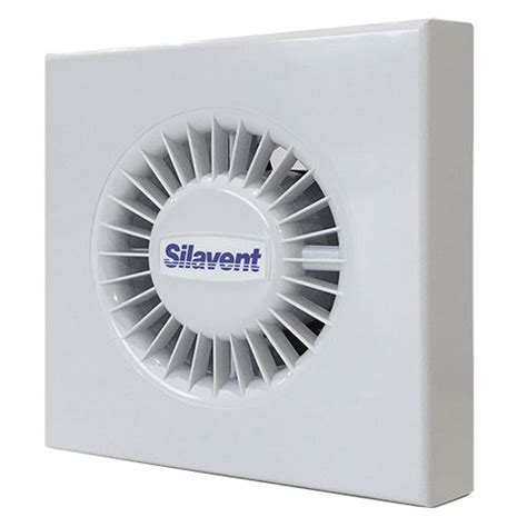 Bathroom Extractor Fan Zone 1 Silavent Sdf100blv Low Voltage 4 Inch Zone 1 Bathroom