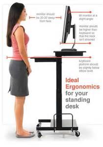 ergonomic standing desk ergonomic standing desk decor ideasdecor ideas