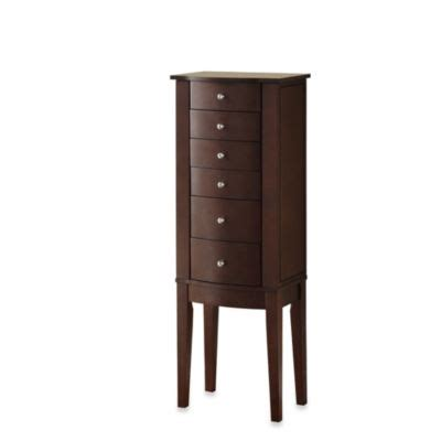 where can i buy a jewelry armoire buy jewelry armoire from bed bath beyond