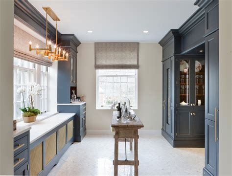 dc design house navy kitchen cabinets home office contemporary with black stained wood floor