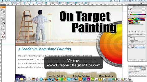 easy flyer design tutorial adobe illustrator youtube adobe illustrator tutorial professional flyer design