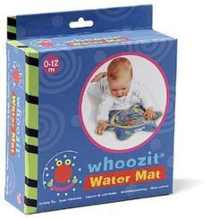 Baby Water Mat by Baby Toddler Toys Teethers On Tummy Time