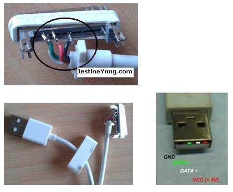 iphone charger wiring diagram get free image about