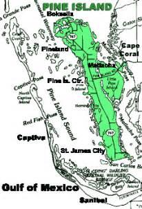 map of pine island pine island info