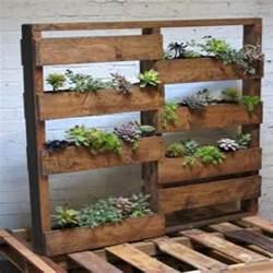 fluff other stuff pallet planter boxes