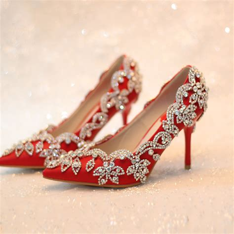 2015 bridal shoes ultra high heels wedding shoes thin
