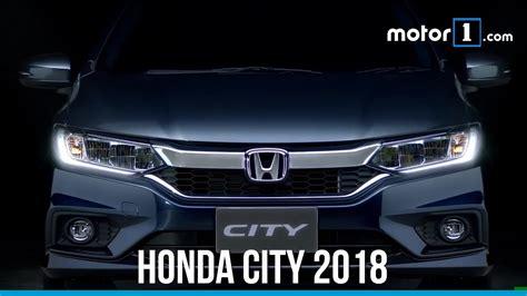 Honda City New Model 2018 by Novo Honda City 2018