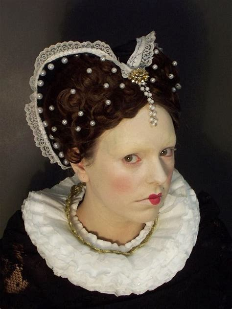 Elizabethan Hairstyles by Hayley S Hair Design My Journey With The