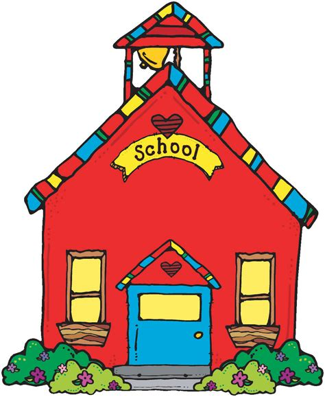 School House by School House Clipart Clipart Best