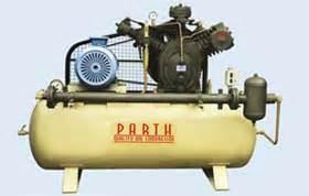 multi stage air compressor manufacturer in india parth air compressor