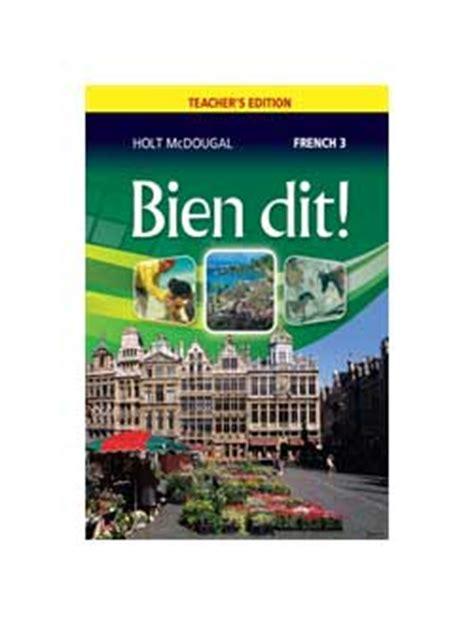 Bien Dit French Level 3 Lamp Post Homeschool
