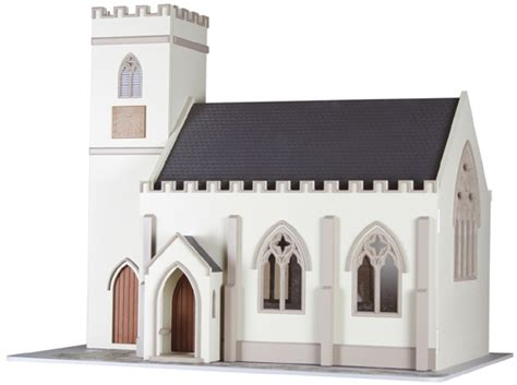 dolls house church all saints church dolls house barbaras mouldings dolls house church kits for sale