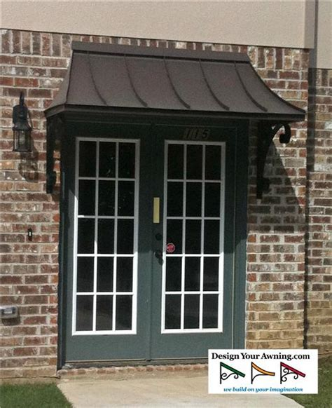 awnings for front door the juliet gallery metal awnings projects gallery of