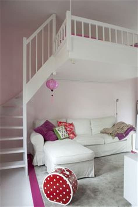 awesome girl rooms girl s loft bed great space saver girls rooms