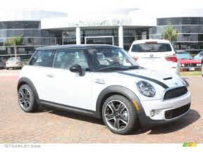 White Silver Metallic Mini Cooper 2012 White Silver Metallic Mini Cooper S Hardtop 55756968